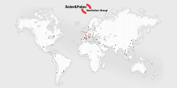 Soler & Palau en el mundo