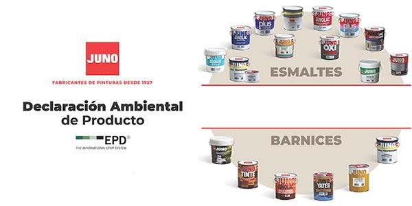 Juno certificado EPD-DAP