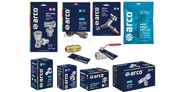 Conjunto de productos ARCO